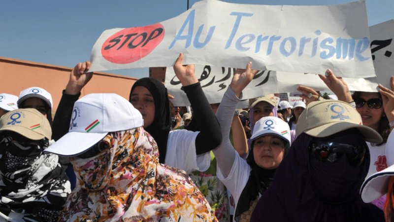Morocco dismantles 'terror' cell preparing attacks