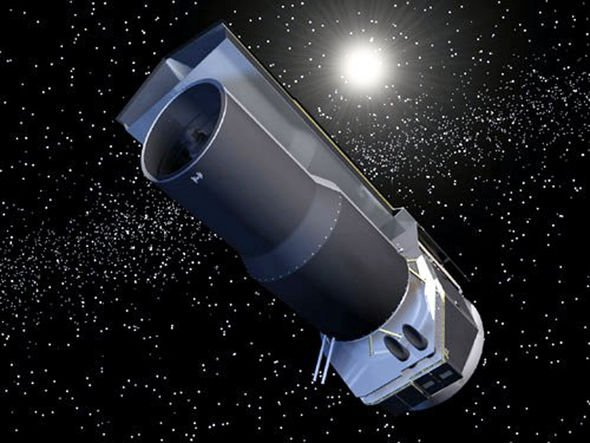 NASA SHOCK: US space agency to shut down Spitzer Space Telescope after 16 years
