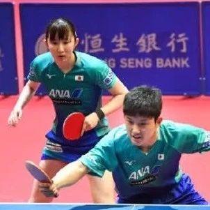 国球 日本张本智1-3惨遭淘汰!第二局被轰11-2,香港赛遭遇一轮游