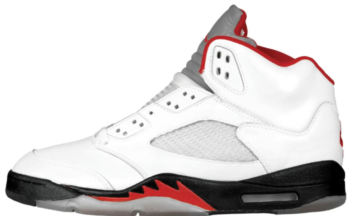 'Fire Red' Air Jordan 5s Are Reportedly Returning in 2020