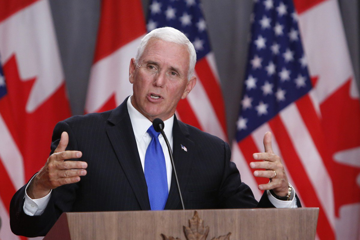 Hawkish US VP Mike Pence will speak on China – and is expected to slam it over its human rights and religious freedom record