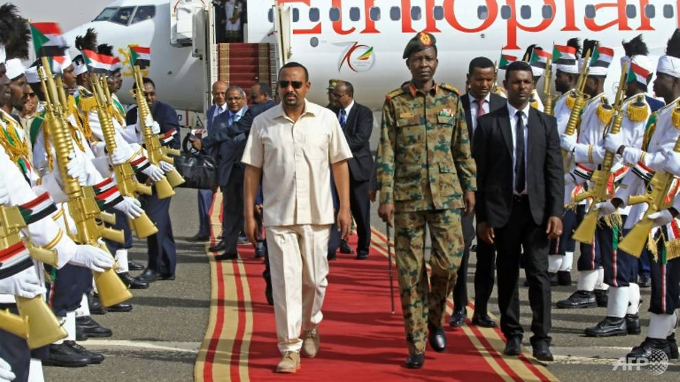 Ethiopia PM urges democratic transition in Sudan after deadly crackdown