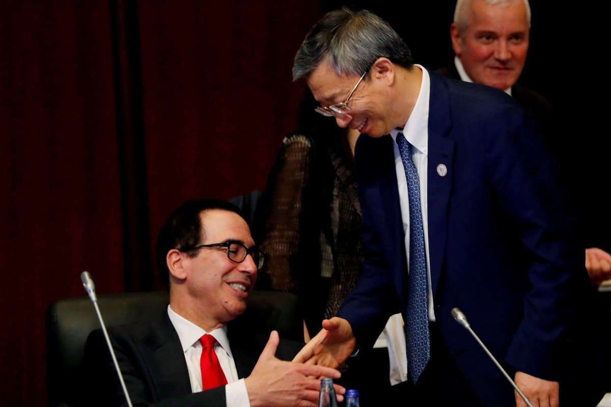 G20 finance chiefs agree trade, geopolitical tensions have 'intensified', sources say