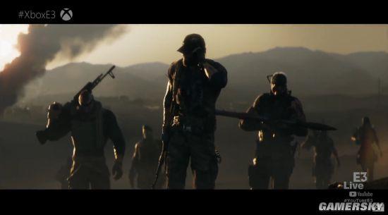 E3 2019:《穿越火线X》登陆Xbox One!2020年发售