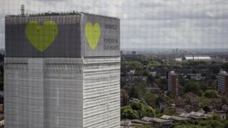 Grenfell survivors and relatives open US legal battle
