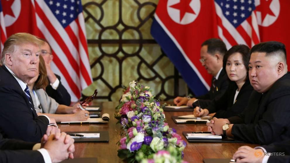 North Korea urges US to change 'hostile policy' on eve of summit anniversary