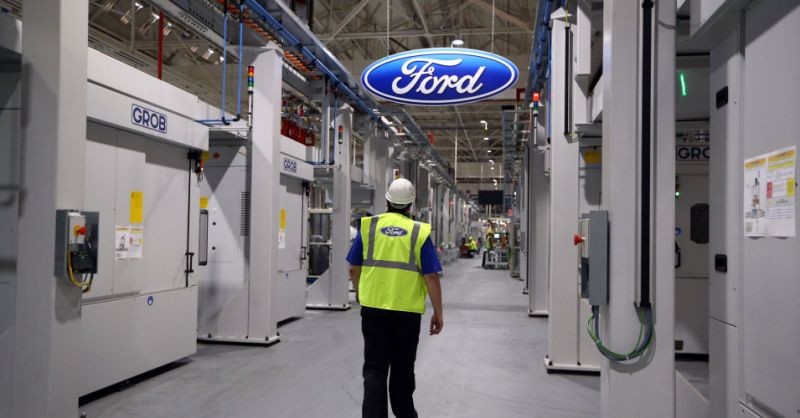 Ford expands autonomous vehicle testing with a new self-driving prototype