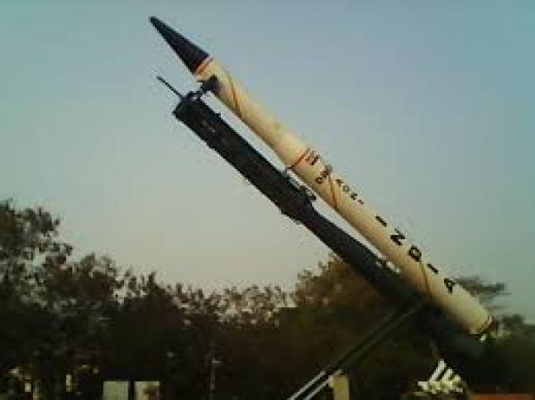 """印度进行首次高超声速飞行试验 但""""未获成功""""(组图)"""