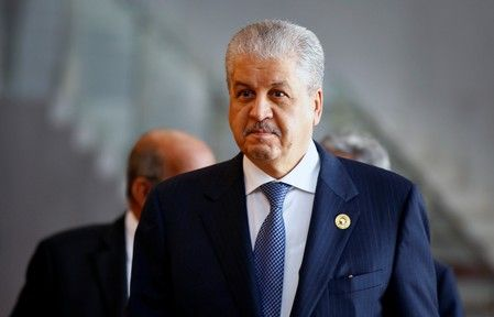 Algerian ex-pm sellal in custody over graft allegation, state tv says