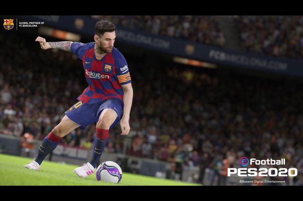 PES 2020 date and details follows FIFA 20 announcement