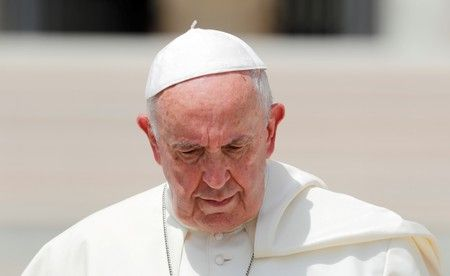 Carbon pricing 'essential' to stem global warming, pope tells energy leaders