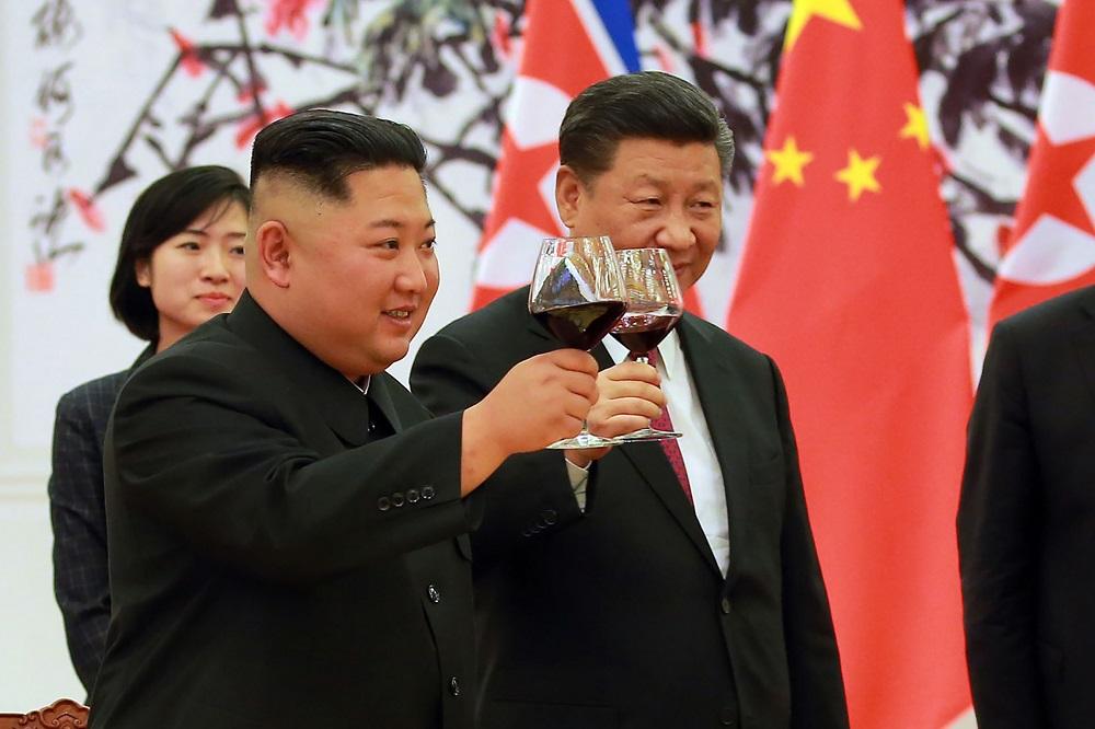 China's President Xi to visit North Korea this week