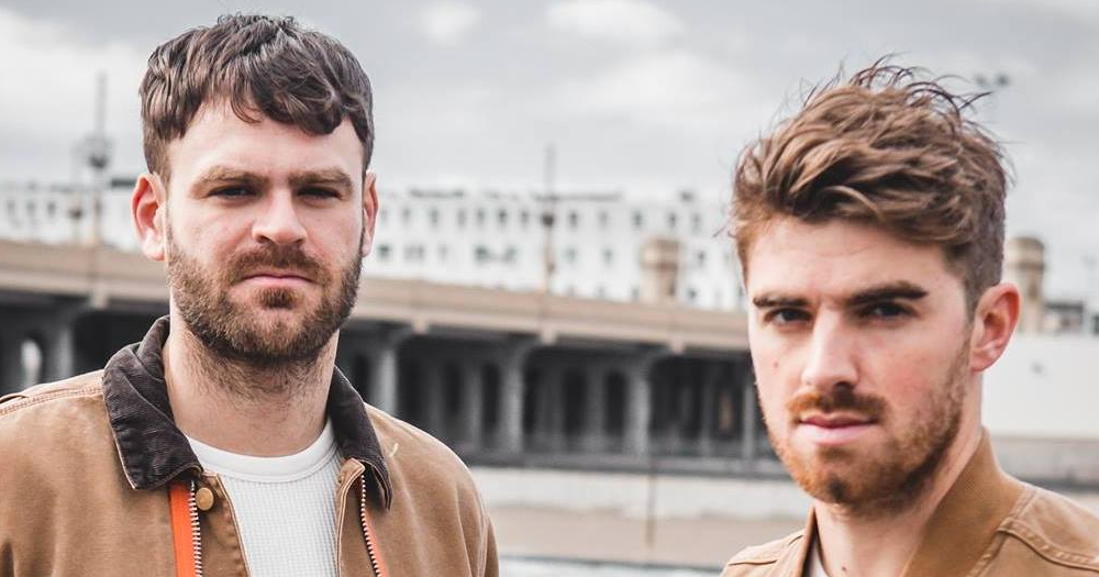 The Chainsmokers' August 2019 concert in S'pore cancelled
