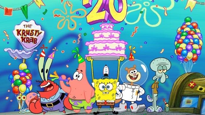 Nickelodeon Reveals Spongebob Squarepants Plans for San Diego Comic-Con
