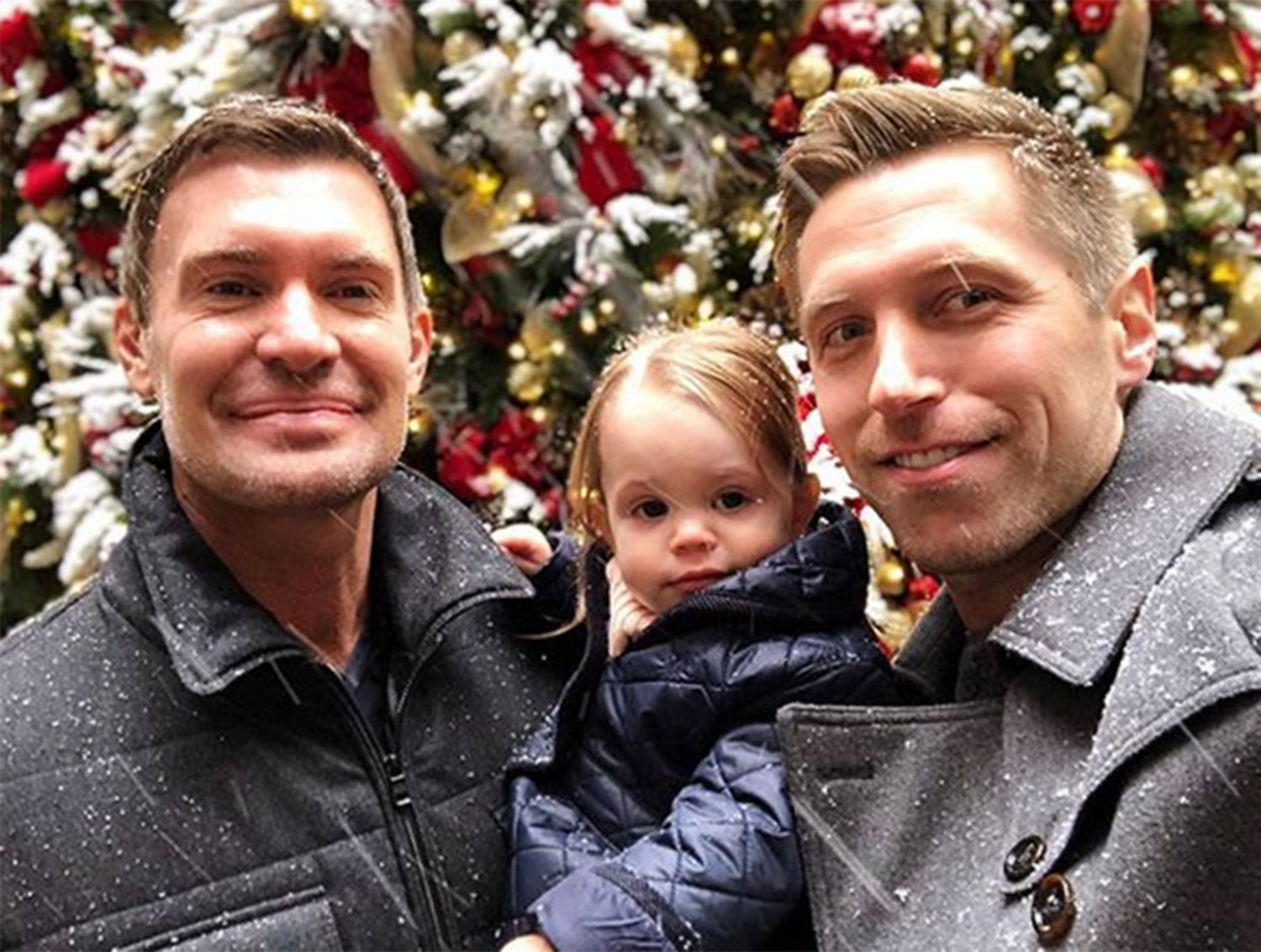 Jeff Lewis Says Daughter Is 'Biologically My Child' as He Rails Against 50/50 Custody Proposal