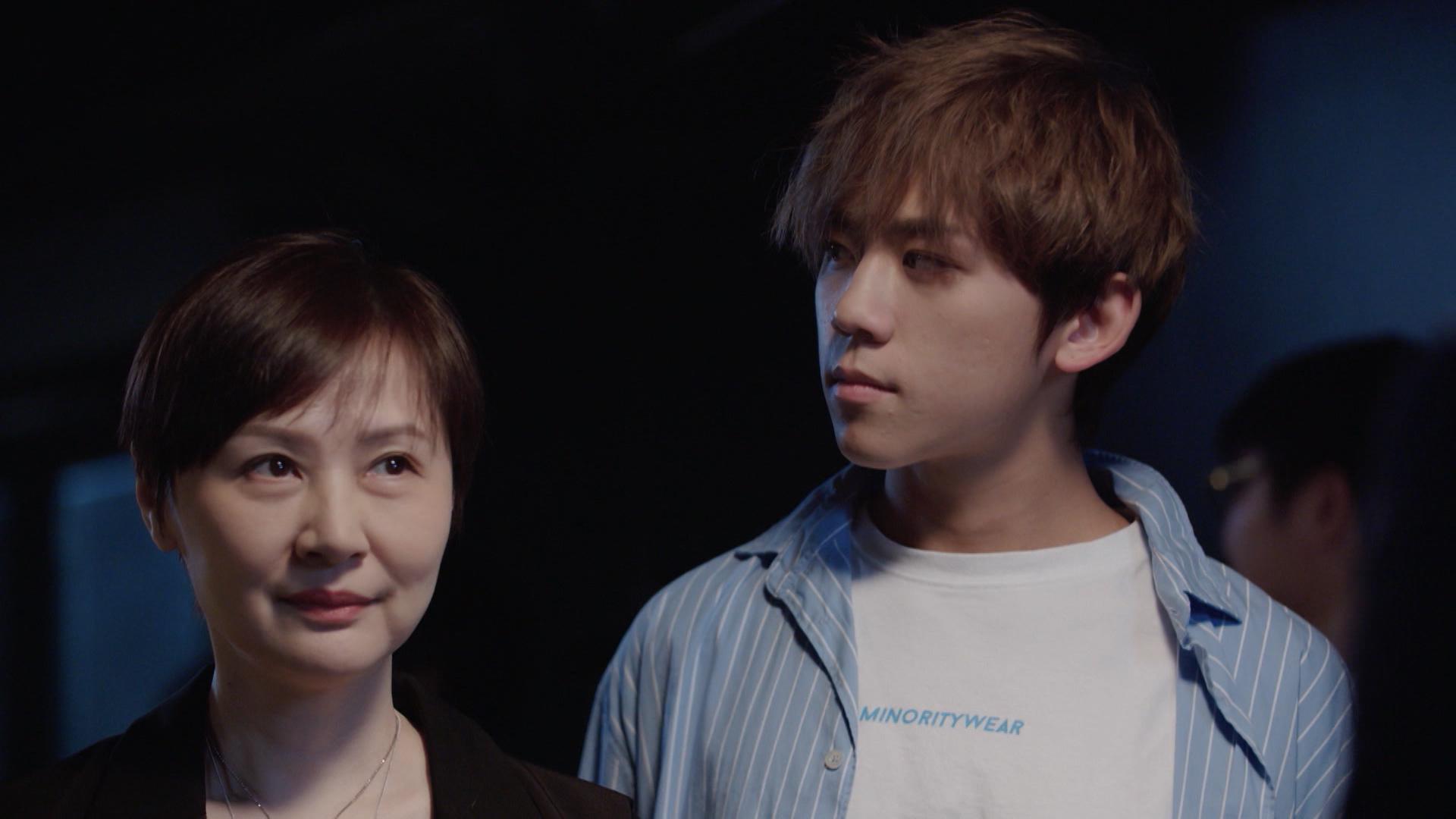 姜涛演戏「做自己」 由头「chok」到尾