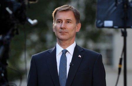 "Britain's hunt takes aim at PM rival Johnson's ""do or die"" Brexit pledge"