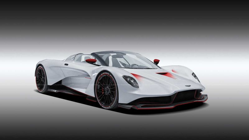 Aston Martin Valhalla Volante rendering is Heaven on Earth