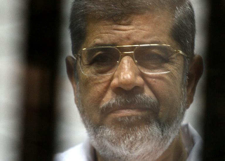 Egypt ex-president Mohamed Morsi dies