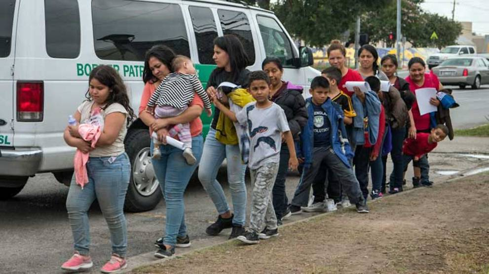 US border chief resigns amid child detentions outcry