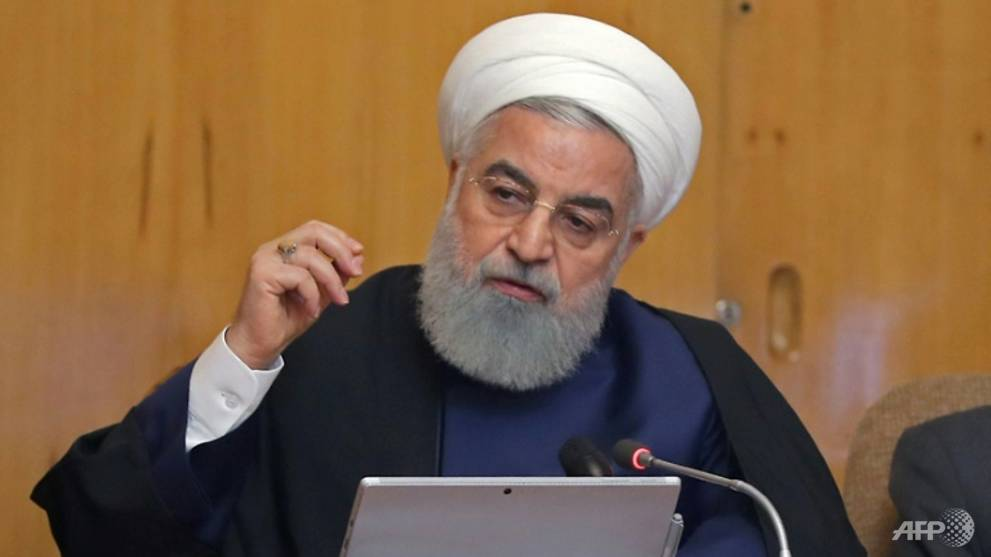 Iran vows to ditch more nuclear curbs in war of words with US