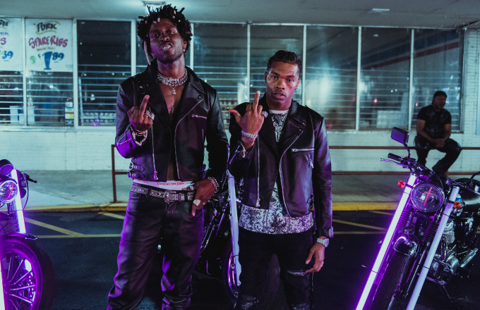 "Premiere: SAINt JHN Links Up With Lil Baby in ""Trap"" Video"