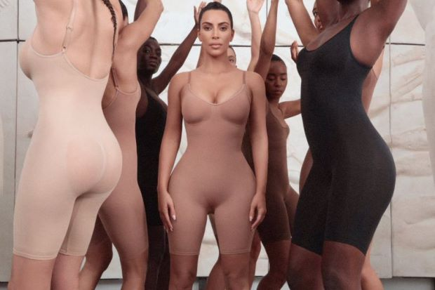 Bum move: Kim Kardashian 'kimono' shapewear sparks Japan debate