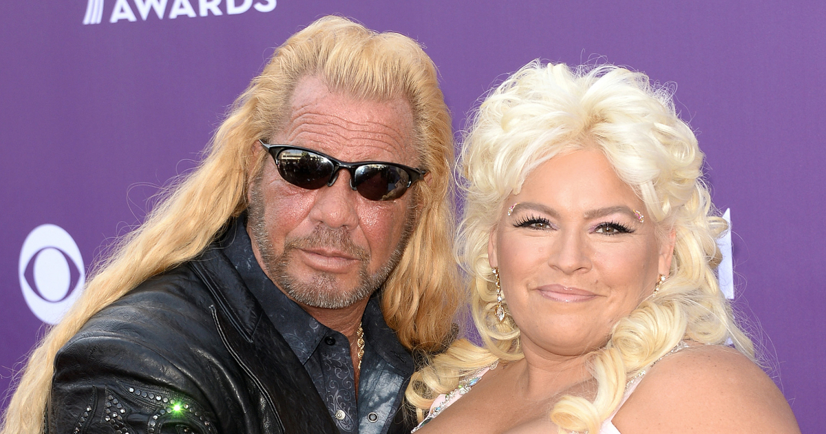 Duane 'Dog' Chapman Says Granddaughter Told Him She Still Smells Beth After Going in Her Closet
