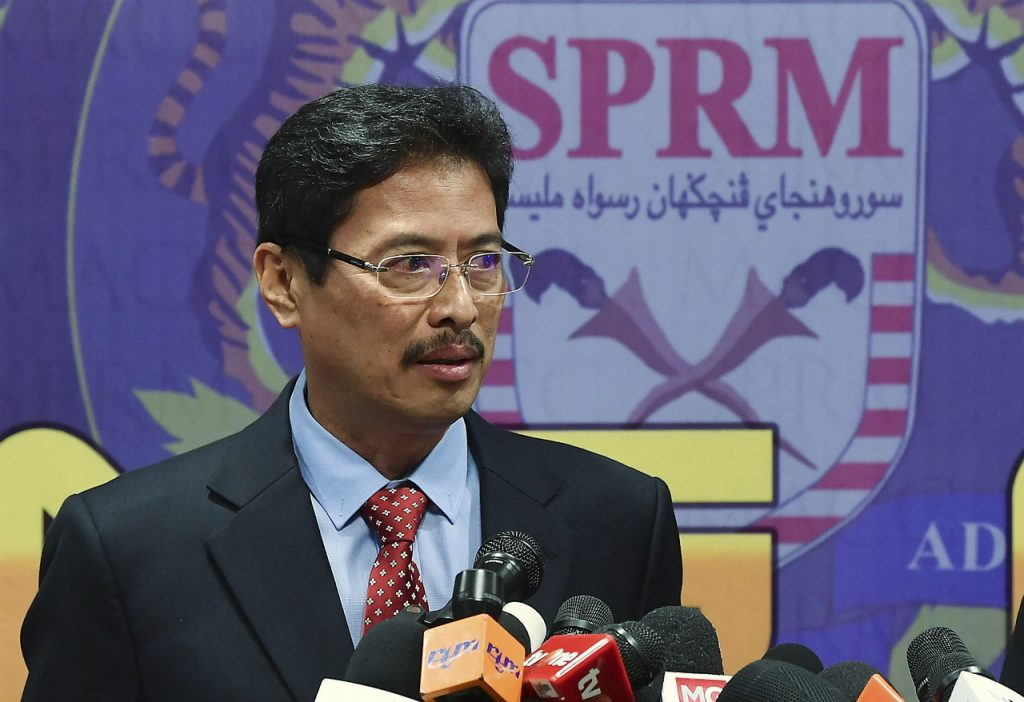 MACC admits agency erred in recommending political party to take disciplinary action