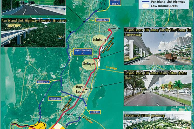 Penang to set up SPV to issue bonds for LRT project