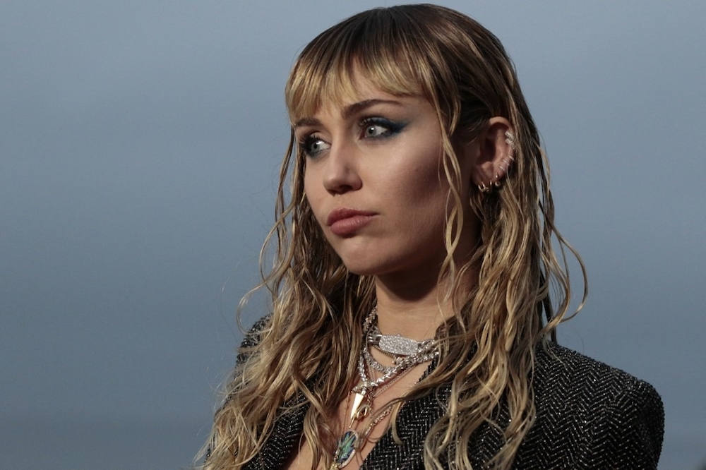 Twerking hillbilly? Yes. Cheater and liar? No, says Miley Cyrus