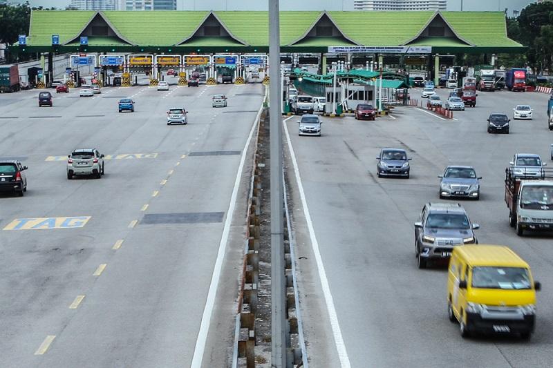 Deepavali: NO TOP-UP at toll plazas starting today