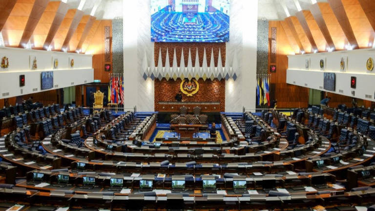 Number of employees terminated through VSS among issues in Dewan Rakyat today