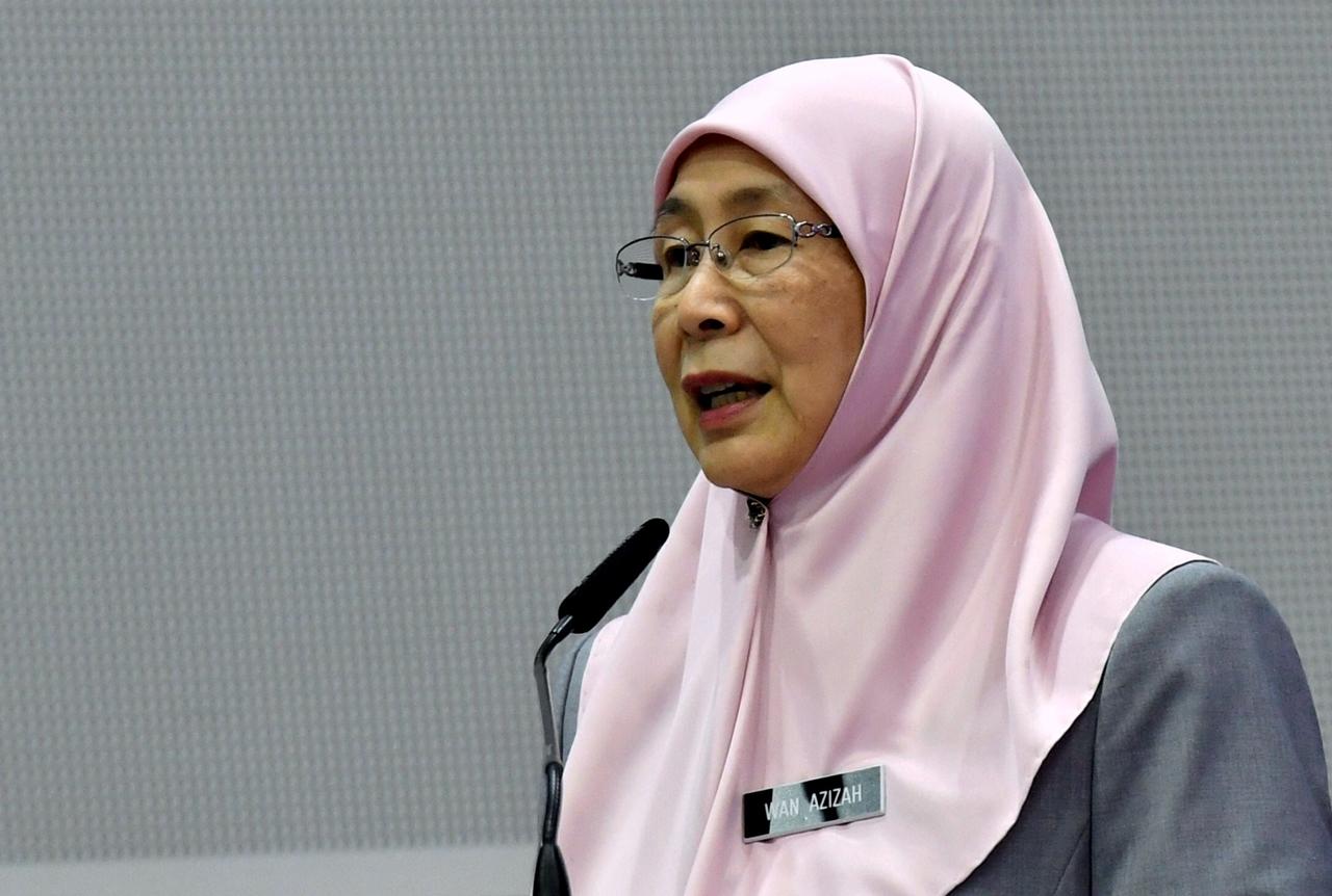 Only one PKR national congress – Dr Wan Azizah
