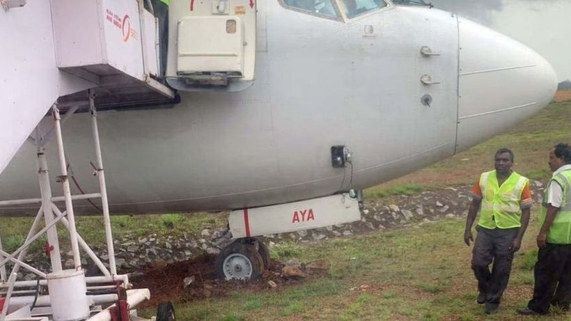 Mangalore: Inquiry ordered after India plane skids off runway