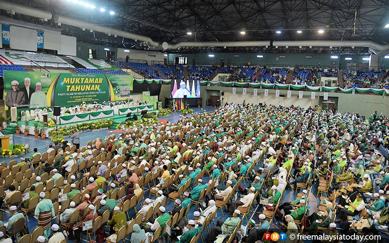 As Islam reasserts itself, PAS seen as lynchpin ahead of Umno alliance