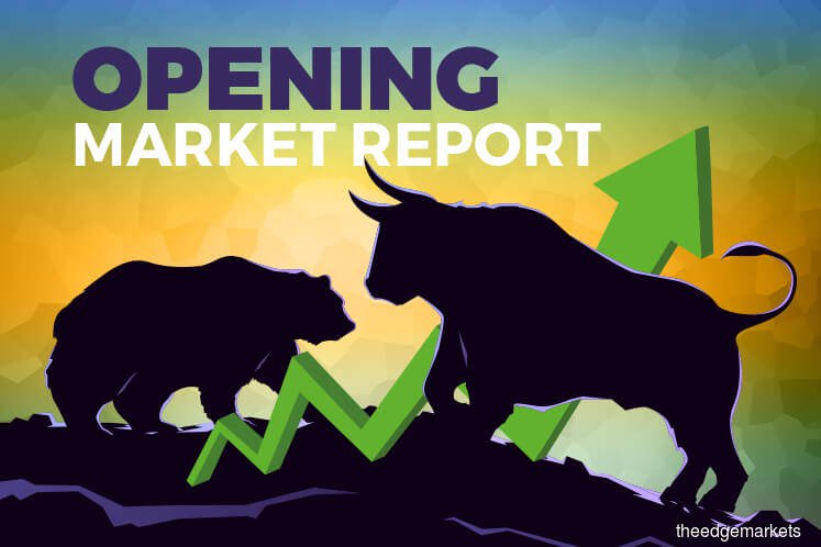 KLCI rises 0.53% as Genting & Maybank lift in line with regional gains