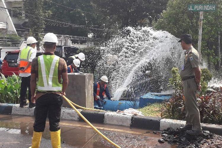 Routine repairs to disrupt Jakarta's water supply