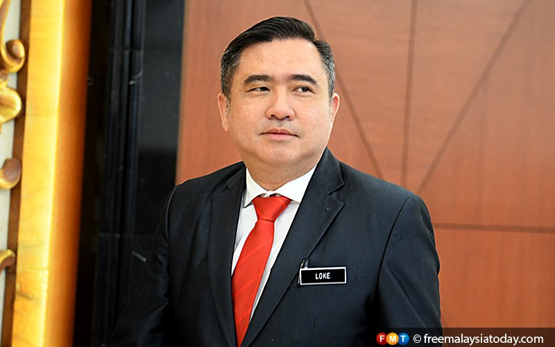 Govt has right to determine airport charges, Loke tells critics