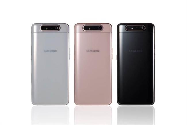 三星本月推中端手机Galaxy A80
