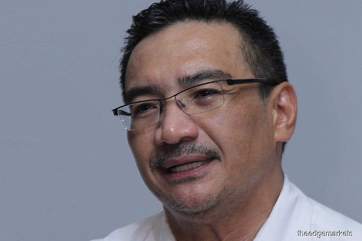 Stop blaming others for PH's internal issues, Hishammuddin says