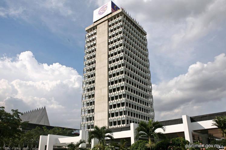 Dewan Negara observes moment's silence for late senators