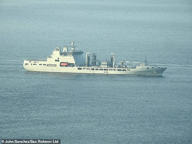 Senior Iranian politician warns Iran has a 'duty' to seize a British oil tanker if the vessel intercepted by marines in the Mediterranean is not released