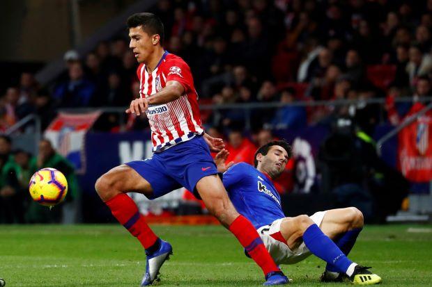 Man City sign Spanish midfielder Rodri in club record deal