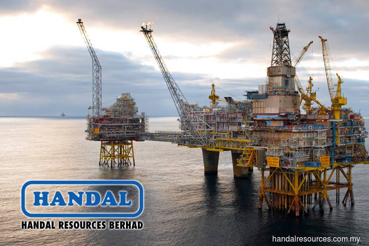Handal Energy secures job to provide crane services offshore Sarawak, Sabah