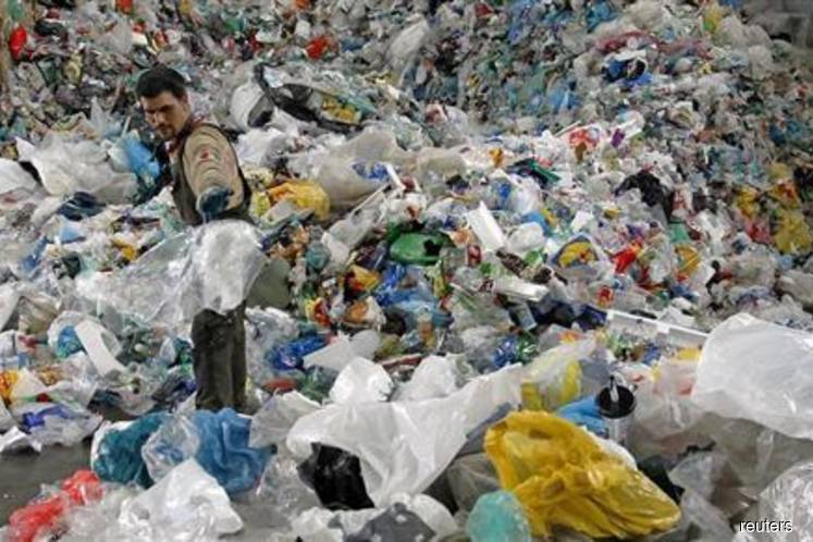 Non-conforming plastic waste to be sent back