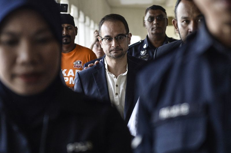 Najib's stepson bids to shift RM1.2b case to High Court