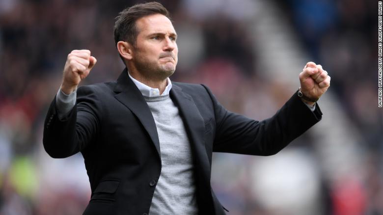 Chelsea legend Frank Lampard rejoins club as head coach