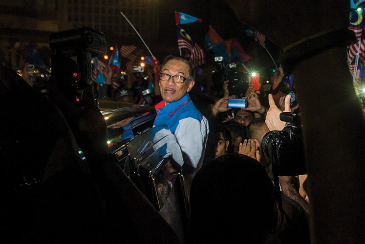 Stop speculating on succession plan — Anwar