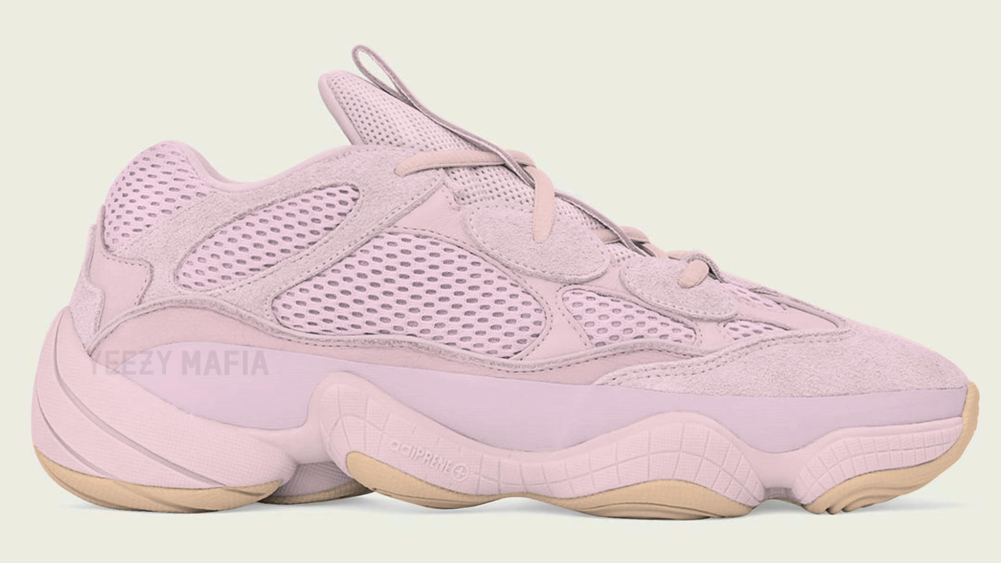Adidas Yeezy 500 'Soft Vision' Releasing This Fall